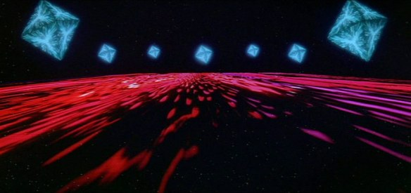 The 'Stargate Sequence' - the 'acid trip' in Stanley Kubrick's 2001