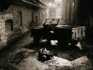 Monochrome cinematography in Andrei Tarkovsky's 'Stalker'